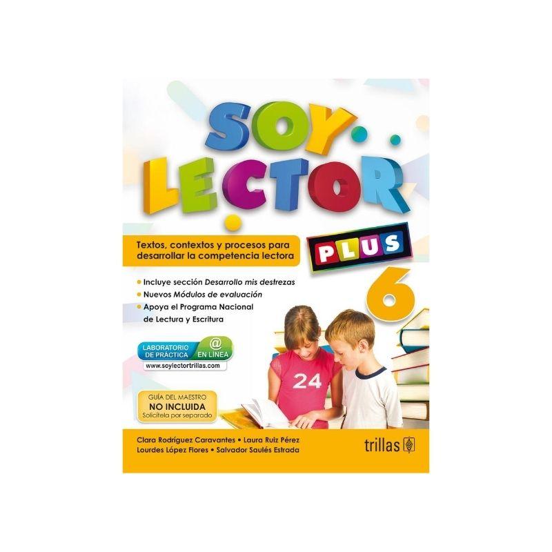 Soy Lector Plus 6 Primaria