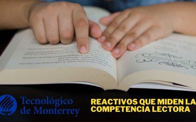 Reactivos que miden la competencia Lectora del Tec de Monterrey - Soy Lector Plus
