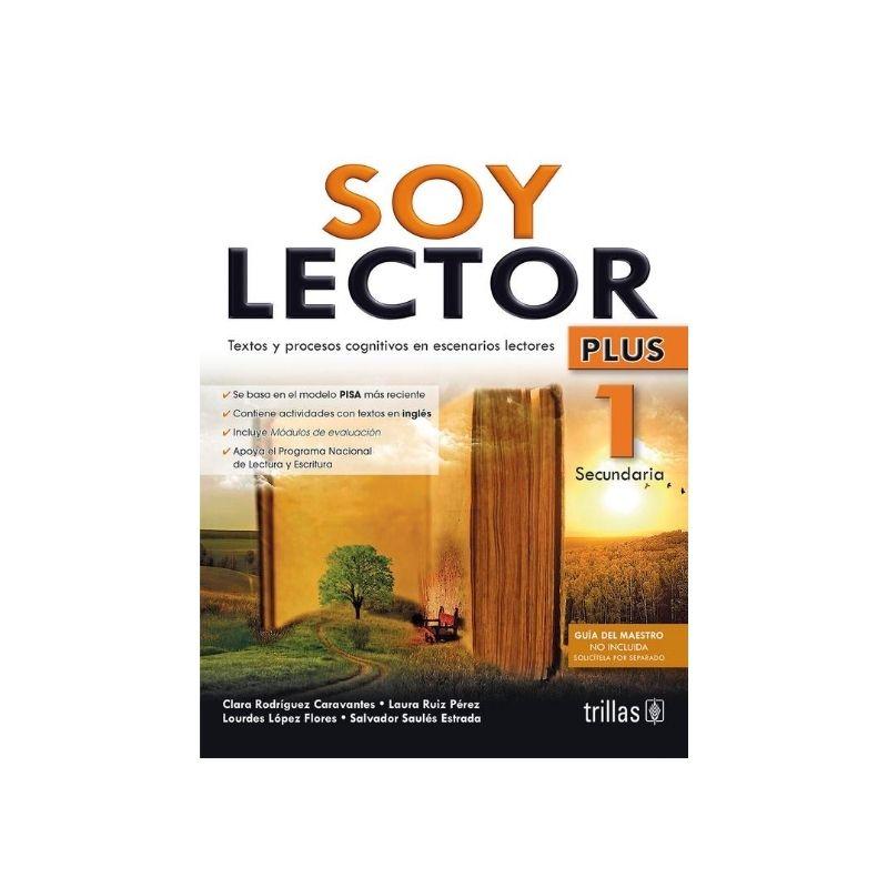 Soy Lector Plus 1 para Secundaria
