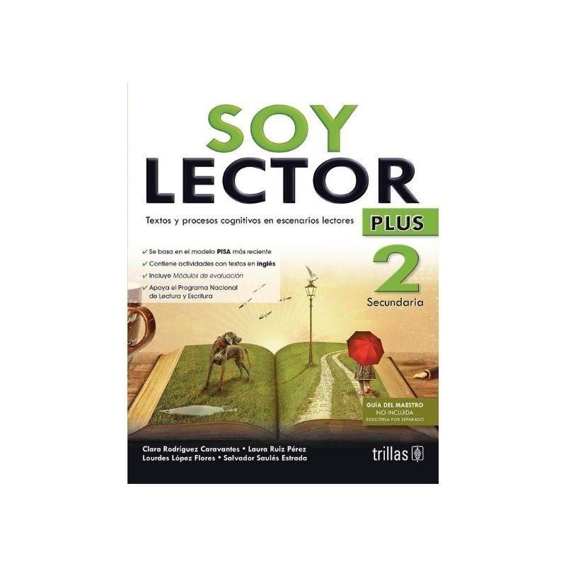 Soy Lector Plus 2 para Secundaria